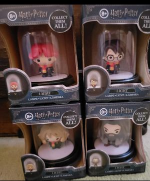 Harry Potter Bell Light Complete Set Bundle for Sale in Camden, NJ