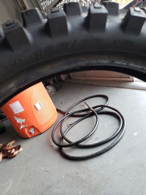 Two dirt bike tires for Sale in North Port, FL