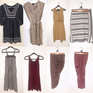 Boho women's clothing - dresses, jumper, skirts for Sale in Tempe, AZ