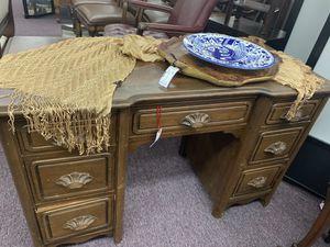 Antique Maple Dark Dresser for Sale in Huntington Beach, CA