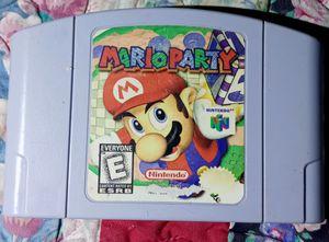 Mario party for Sale in Carrollton, TX