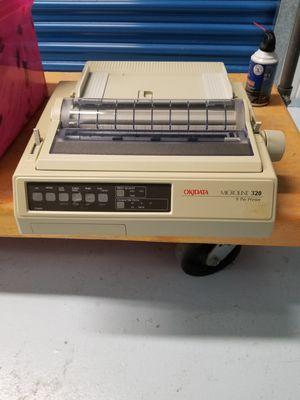OkiData Microline 320 Dot Matrix Printer for Sale in Boca Raton, FL