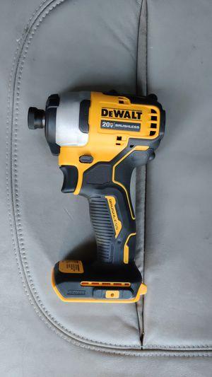 DeWalt Atomic impact driver 20v brushless (tool only) for Sale in Las Vegas, NV