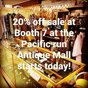 With huge 20% off sale at my booth! Starts now! for Sale in Tacoma, WA