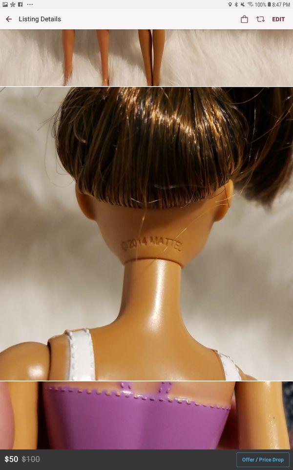 Mattel barbie 1966