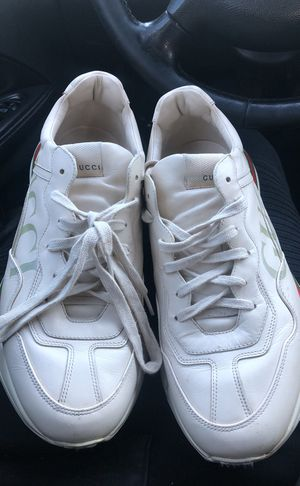 Gucci shoes 10 for Sale in Washington, DC