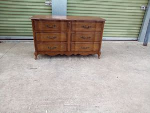 Vintage Dresser by Latrine Collection drawers fuction still has plenty of life for Sale in Austin, TX