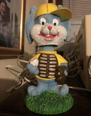 Easter Rabbit Baseball Bobble Head Doll for Sale for sale  Trenton, NJ