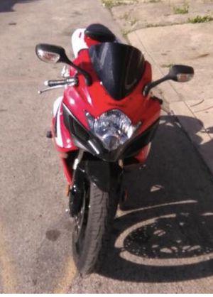 2006 Suzuki GSX-R 600 motorcycle for sale for Sale in Philadelphia, PA
