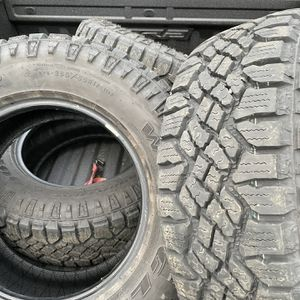 Goodyear Wrangler Duratrac Tires for Sale in Wenatchee, WA