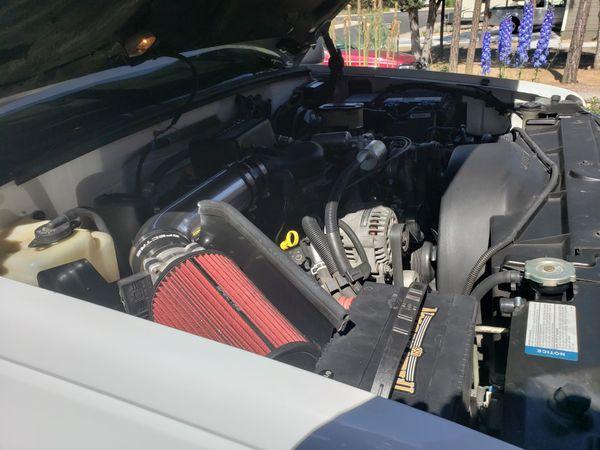 98 Chevy Silverado Extended Cab (2WD)