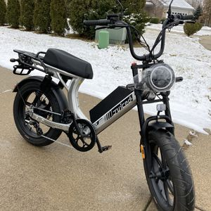 Juiced Hyperscorpion Electric Bicycle Brand New for Sale in Ypsilanti, MI