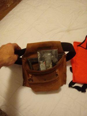 Shoe an tool belt for Sale in Ashland City, TN