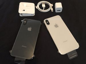 Apple iPhone XS 64 GB & iPhone XS 256 GB factory unlocked brand new I can deliver for Sale in Fremont, CA