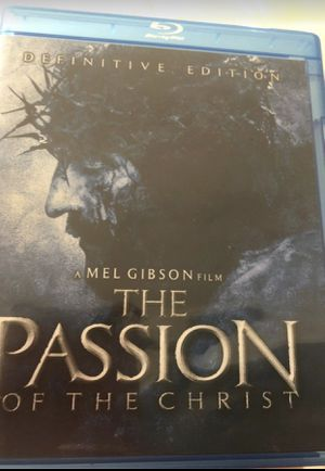 Blu ray-dvd-THE PASSION of the Christ ( a MEL GIBSON film) for Sale in Tamarac, FL