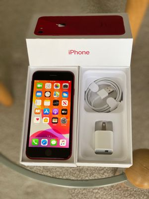 iPhone 8 factory unlocked 64GB Gold OR Black OR Red for Sale in Glenview, IL