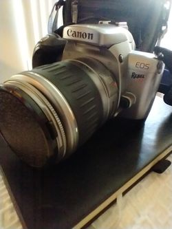 Cannon Camera & Attachment & Travel Case for Sale in Mountain View,  CA