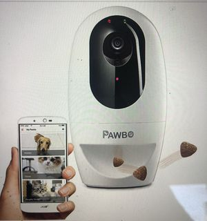 PawBo. Watch your pets, give them treats while you are away. for Sale in Oklahoma City, OK