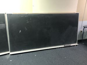 10 foot blackboards for Sale in Stephenson, VA