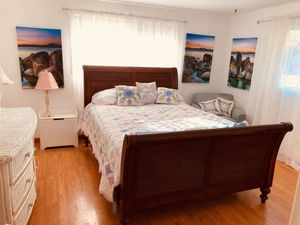 Queen Size Bed Frame for Sale in Lacey, WA