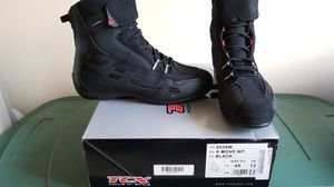 TXC X-MOVE Water Proof Motorcycle Boot/Shoe for Sale in UPPR MARLBORO, MD