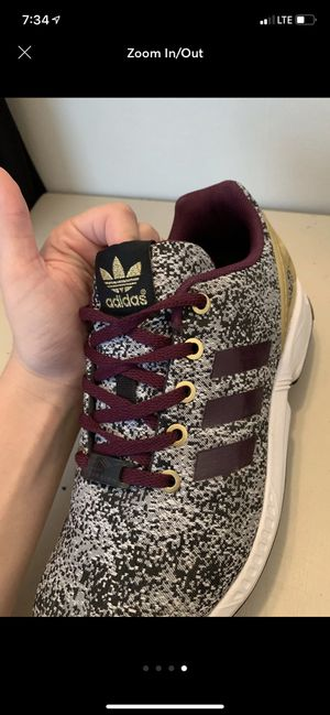 Adidas Zx Flux for Sale in Cadillac, MI