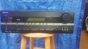 Onkyo Stereo Receiver for Sale in Dunwoody, GA