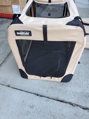 collapsible dog crate for Sale in Newark, CA