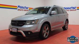 2018 Dodge Journey Crossroad for Sale in Hillcrest Heights, MD