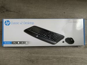 Wireless keyboard & mouse for Sale in Los Angeles, CA