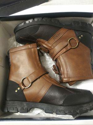Ralph Lauren boots for Sale in Durham, NC