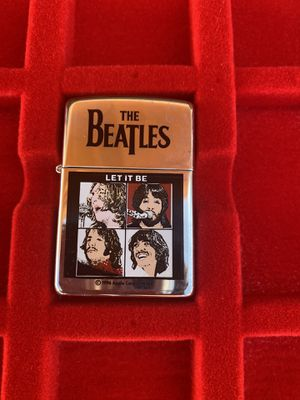 Beatles Zippo lighter for Sale in Holiday, FL