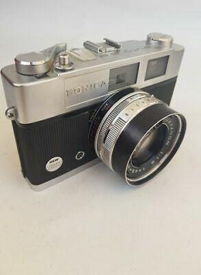 Rare Vintage Konica Auto S2 Rangefinder Film Lens Hexanon 1.1.8 F=45mm for Sale in Phoenix, AZ