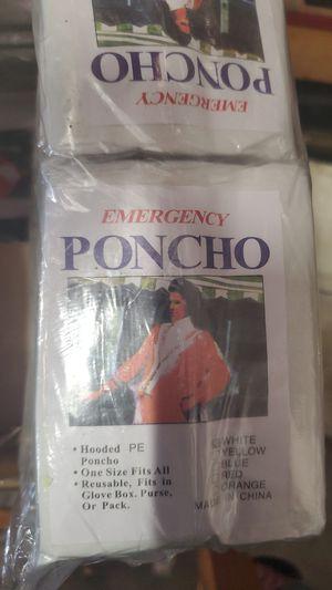 Rain ponchos for Sale in Denver, CO