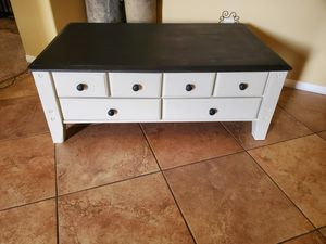 Farm style coffee table for Sale in Temecula, CA