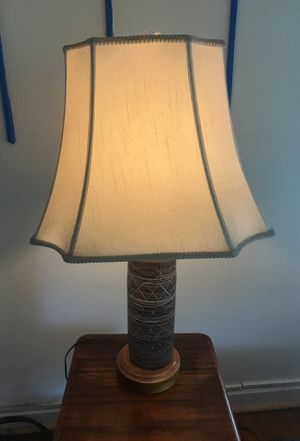Table lamp for Sale in Washington, DC