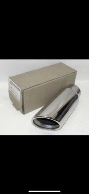New Chevrolet Silverado chrome exhaust tip for Sale in Fontana, CA