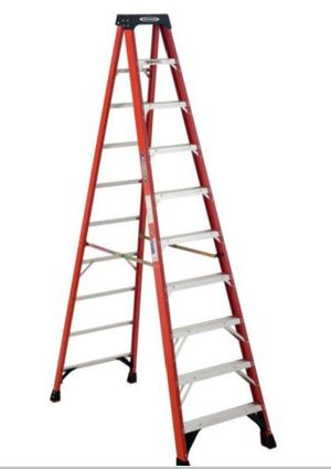 Werner 10' step ladder for Sale in Plymouth, MI
