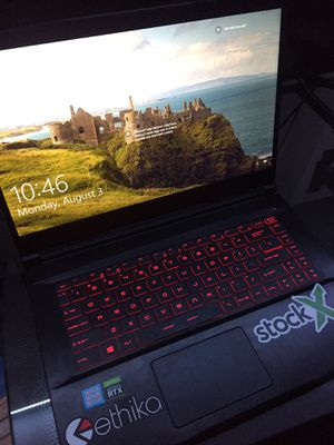 "MSI Gaming Laptop 15.6"" for Sale in Atlanta, GA"