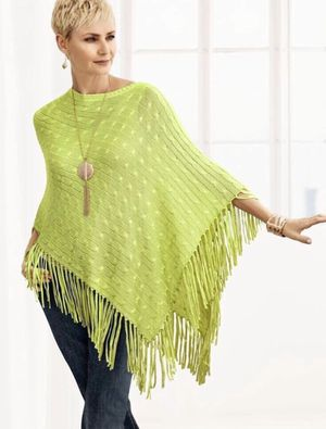 NWT - Chico's Poncho for Sale in Milford, MI