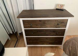 3 Drawer Like New Ikea Dresser for Sale in Torrance, CA
