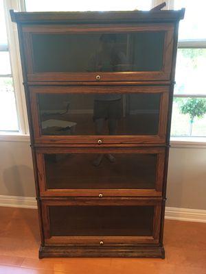 Wooden shelf/cabinet unit for Sale in Brea, CA