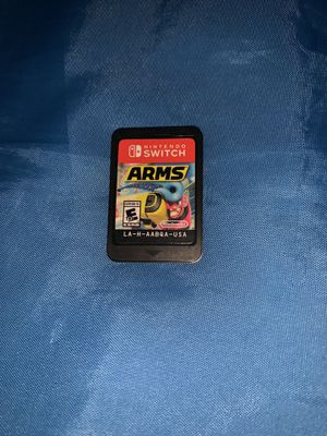 ARMS - Nintendo Switch Game for Sale in Houston, TX