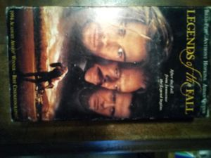 Legends of the Fall video for Sale in Waverly, IA