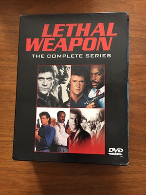 Lethal Weapon Series for Sale in Batavia, IL
