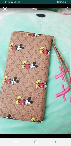 Mickey wallet for Sale in Durham, NC