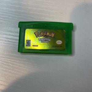 Pokemon Leaf Green (Reproducion Save Perfect New) for Sale in Wantagh, NY
