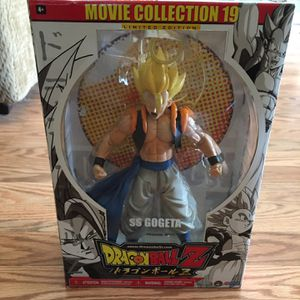 Dragonball Z Movie Collection Action Figure - SS Gogeta for Sale in Garden Grove, CA