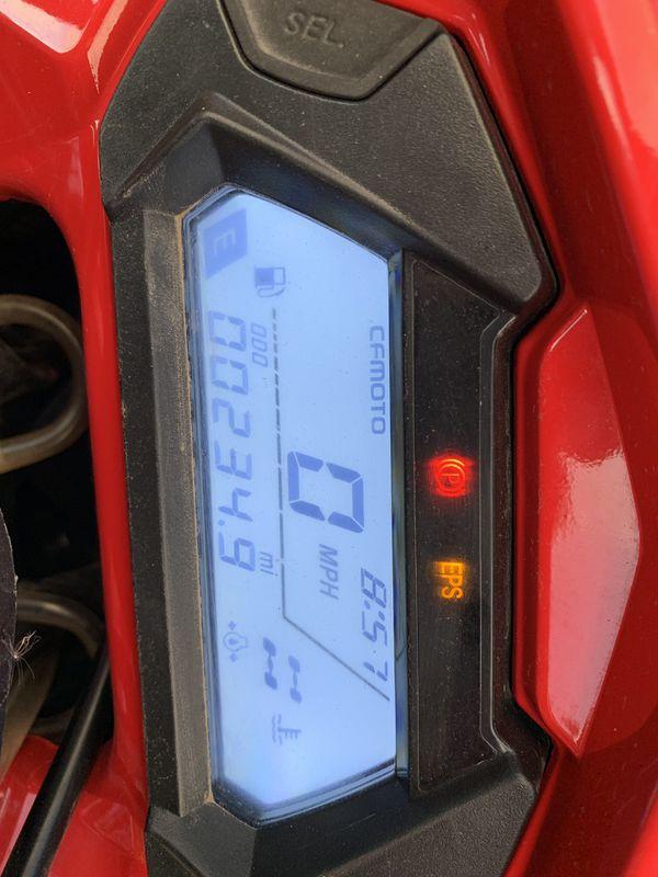 2017 CF MOTO 500