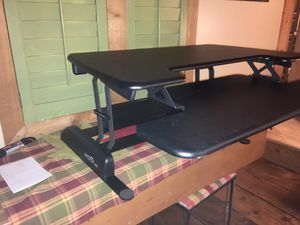 """36"""" Varidesk...new condition, never used for Sale in Sulligent, AL"""